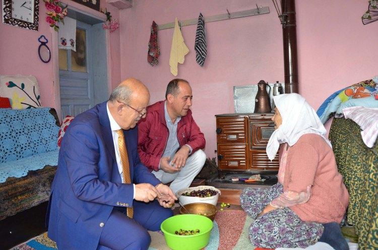 Zeynep nine, Erdoğan'ın misafiri olacak