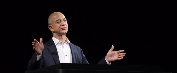 Amazon'un kurucusu Bezos'un serveti 100 milyar doların üzerine çıktı