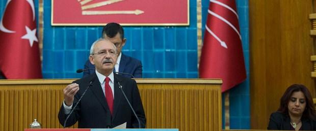 """CHP Grup Toplantısı'nda Kemal Kılıçdaroğlu'dan """"yurtdışına para gönderildi"""" iddiası"""