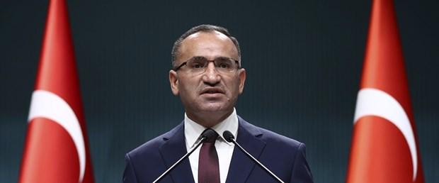 Bekir Bozdağ'dan sivile yargı muafiyeti açıklaması