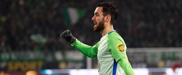 Yunus Mallı Bundesliga'da gol atmayı sürdürüyor