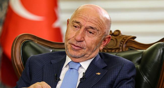 Türkiye Futbol Federasyonu Başkanı Nihat Özdemir, maçların 12 Haziran'dan itibaren başlayacağını duyurdu