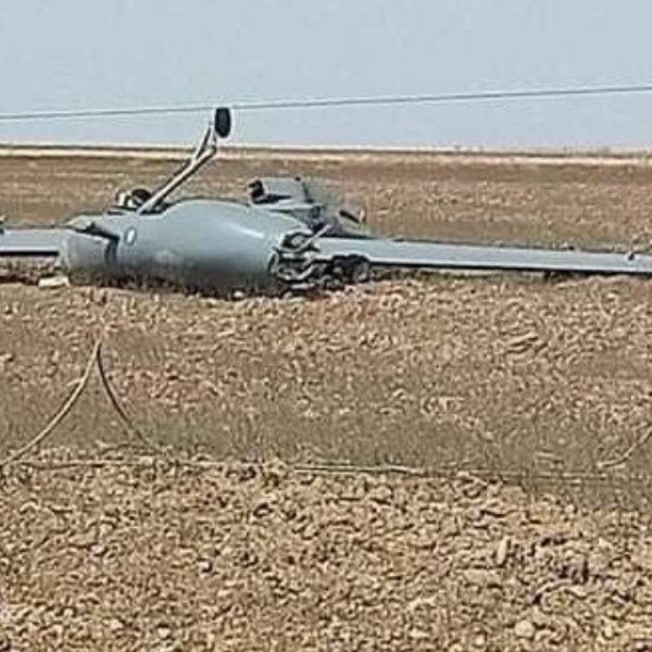 Cezayir'in Çin'den aldığı, gözlem amaçlı 3 insansız hava aracı düştü