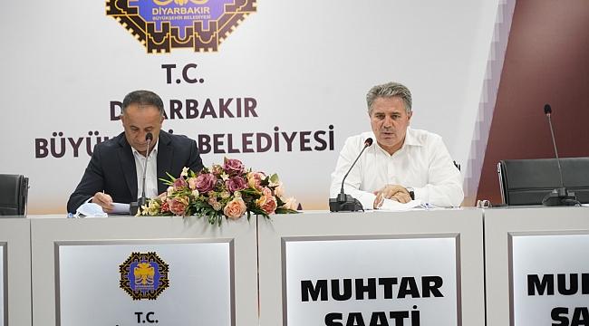 Diyarbakır'da Kurban Bayramı Hazırlıkları Devam Ediyor