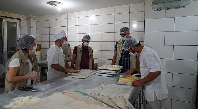 Diyarbakır'da Zabıta Bayram Denetimlerini Sıklaştırdı
