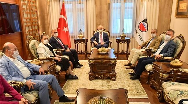 Bakan Karaismailoğlu, Diyarbakır'da