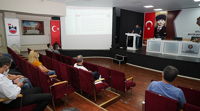 Diyarbakır'da 1,5 ton bozuk gıda maddesi imha edildi