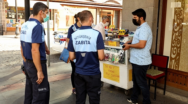 Diyarbakır'da işgallerle mücadele devam ediyor