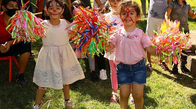 Diyarbakır'da 'Dünya Çocuk Günü'nü kutlandı