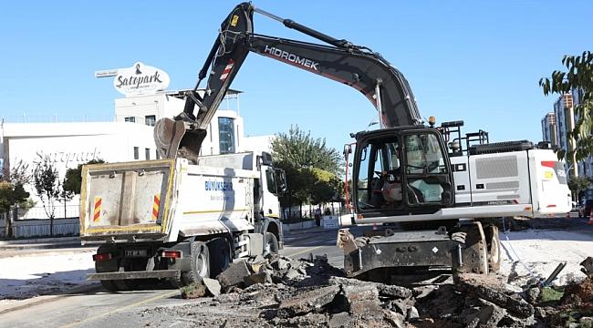 Kent trafiğini rahatlatacak 25 kavşak yeniden düzenleniyor