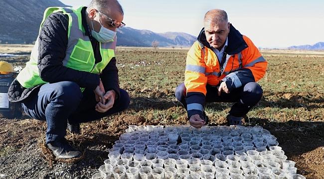 Kuyular Mahallesi'nin içme suyu sorunu çözülüyor
