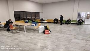 Bursa'da evsizlere 'Büyükşehir' şefkati