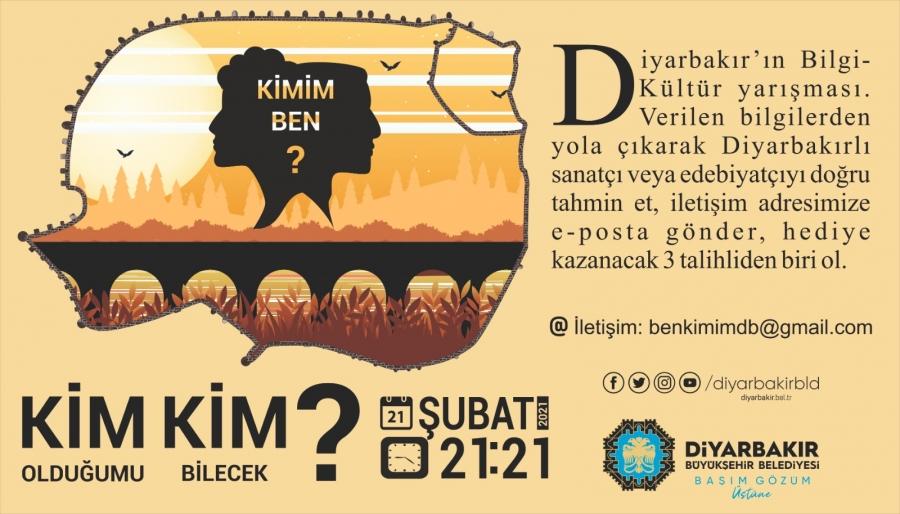 Büyükşehir'den ödüllü 'Kimim Ben?' bilgi yarışması