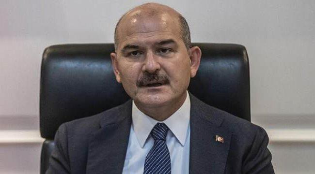 İçişleri Bakanı Süleyman Soylu'dan dikkat çeken açıklama