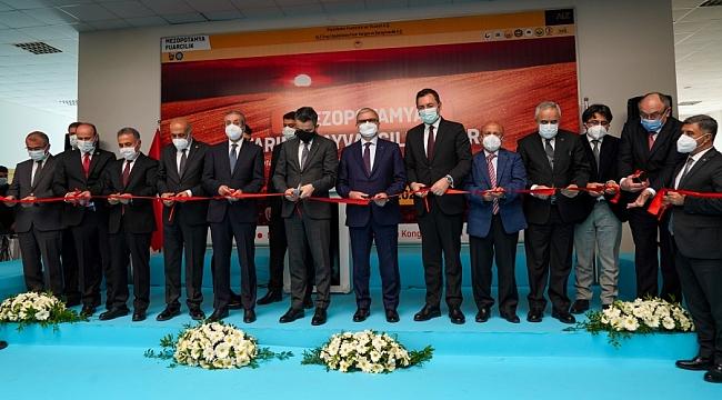 Diyarbakır'da Mezopotamya Tarım ve Hayvancılık Fuarı Açılışı Yapıldı