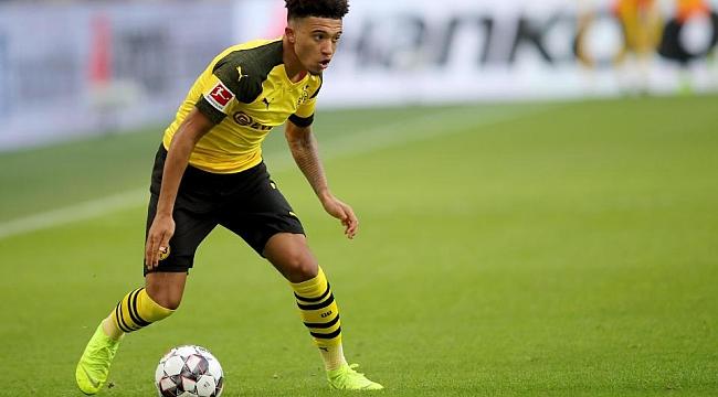 Jadon Sancho, Dortmund'un M City Şampiyonlar Ligi ikinci ayak maçını kaçıracak