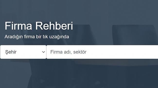 Geniş Sektör Seçenekler İle Tanınan Firmacı.com!